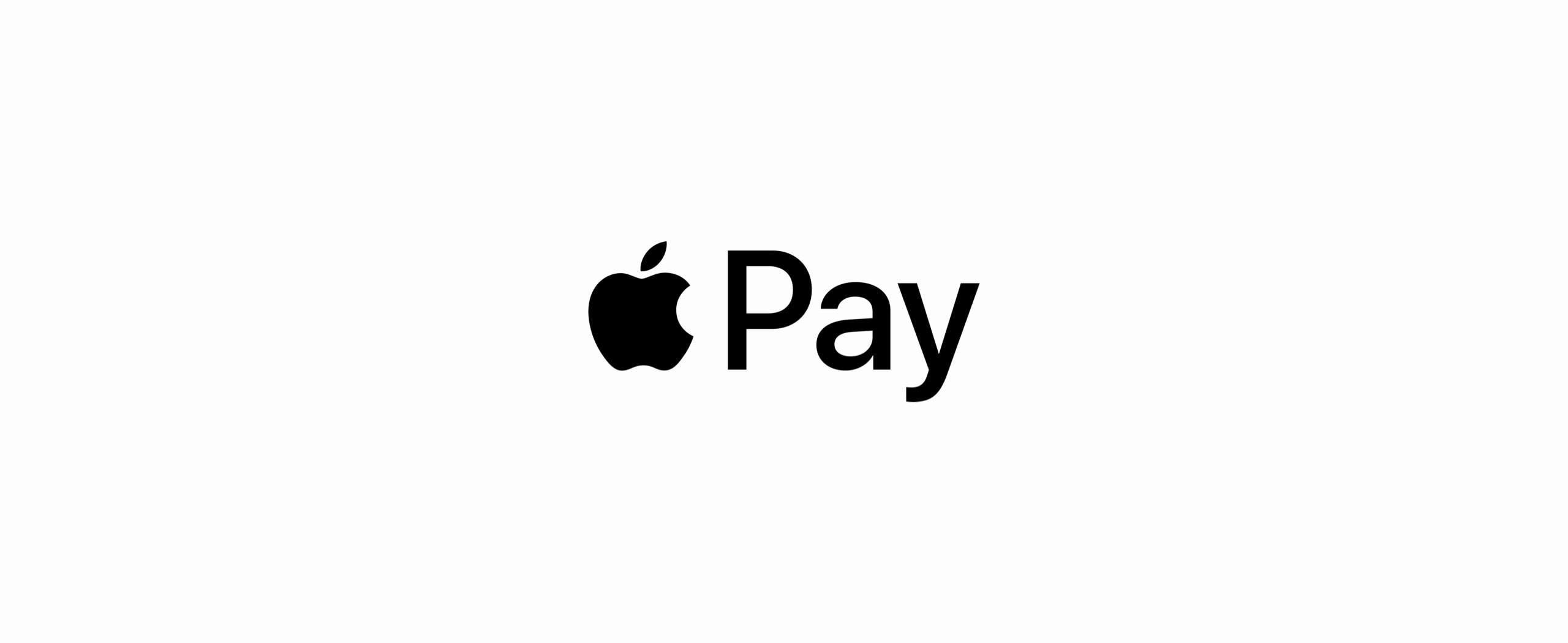 Apple Pay logo.